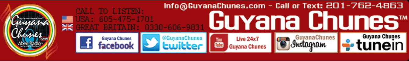 Guyana Chunes™ Abee Radio™